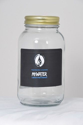 MYWater Hair Solution by Tanya Does Hair LLC