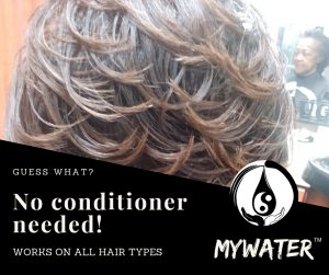 MYWater Leave-in Hair Solution